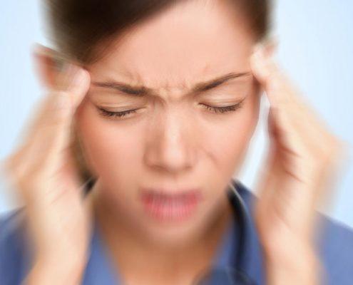 Hoe voorkom ik hoofdpijn en migraine?